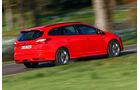 Ford Focus ST Turnier, Seitenansicht