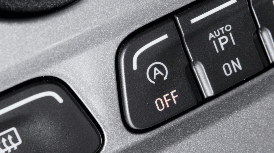 Ford Focus, Start-Stop-Automatik