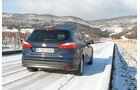 Ford Focus Turnier 1.0 Ecoboost, Schnee