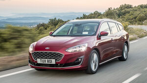 Ford Focus Turnier 2018, Exterieur
