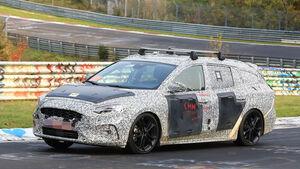 Ford Focus Turnier Erlkönig