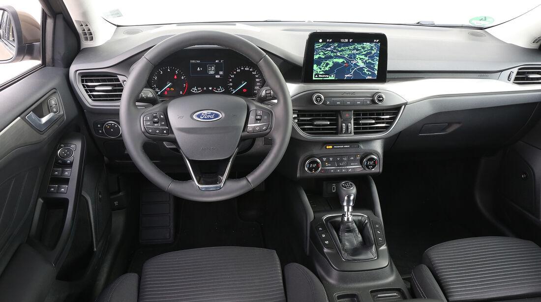 Ford Focus Turnier, Interieur