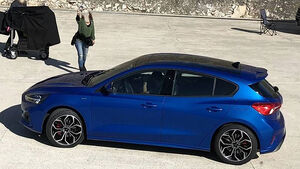 Ford Focus leaked