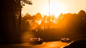Ford GT - 24h-Rennen Le Mans 2017 - Sonntag - 18.6.2017