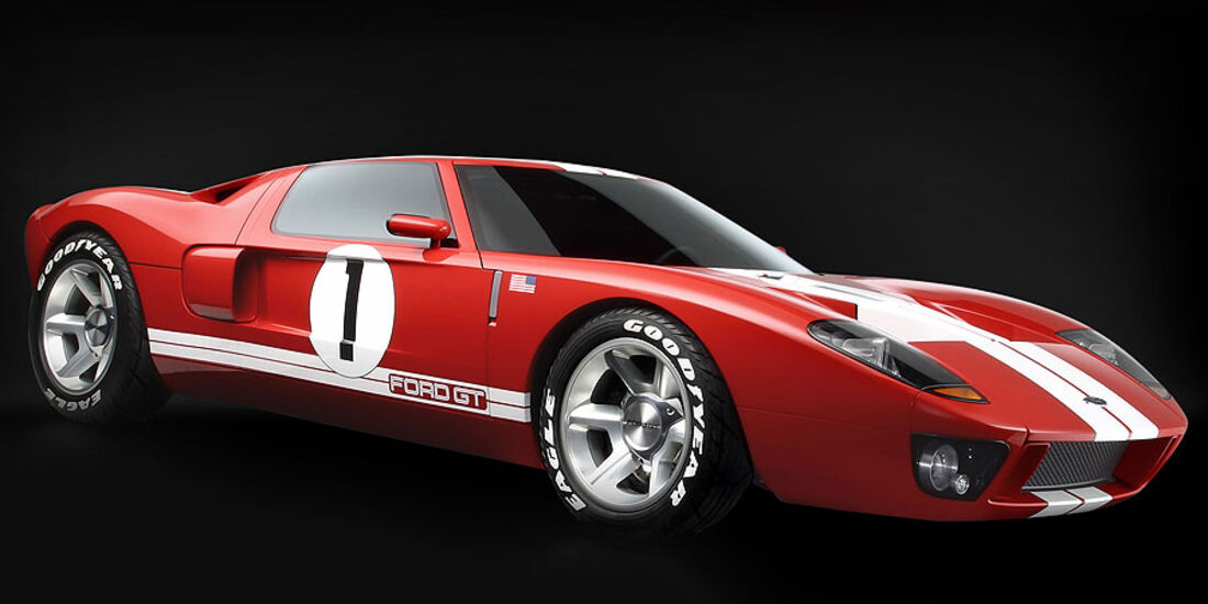Ford GT Concept, 2003