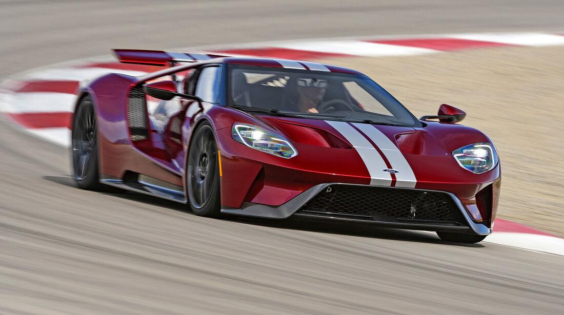 Ford GT - Serie - Supersportler - sport auto Award 2019