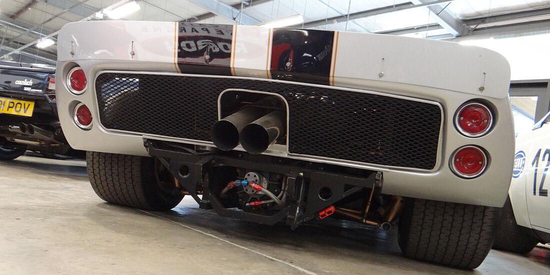 Ford GT40 MKII - Garage Gerard Lopez 2013