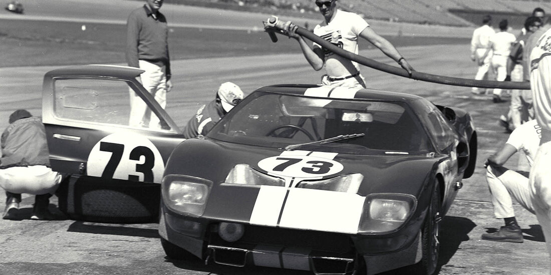 Ford GT41
