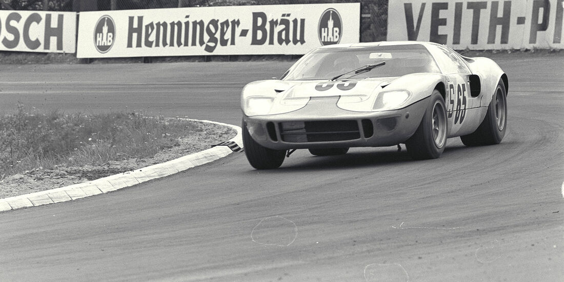 Ford GT54