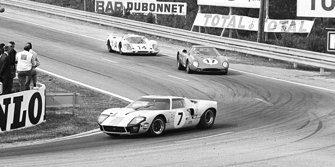 Ford GT62