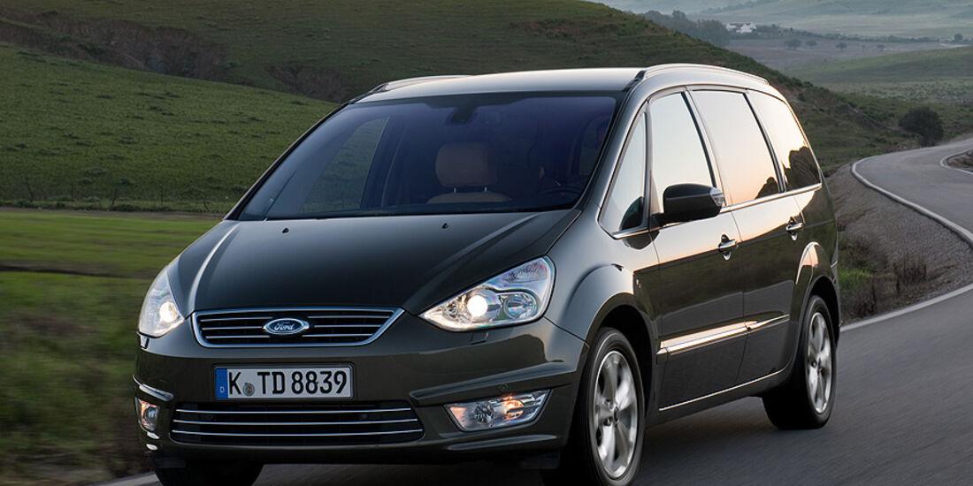 Ford Galaxy Viva Sondermodell