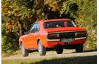 Ford Granada 2.0L V6, Heck