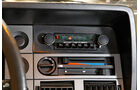 Ford Granada 2.3 L, Mittelkonsole, Radio