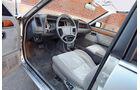 Ford Granada 2.8i Ghia Turnier, Cockpit, Fahrersitz