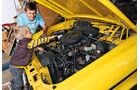 Ford Granada Turnier 2.3 GLS, Motor