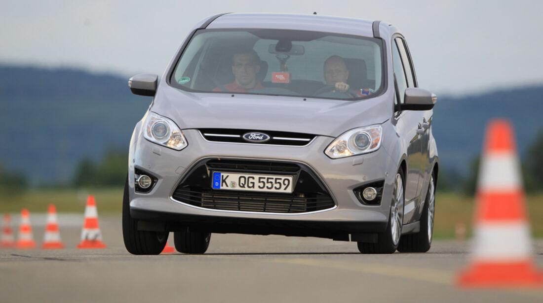 Ford Grand C-Max 2.0 TDCi, Pylonen