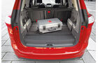 Ford Grand C-Max, Kofferraum