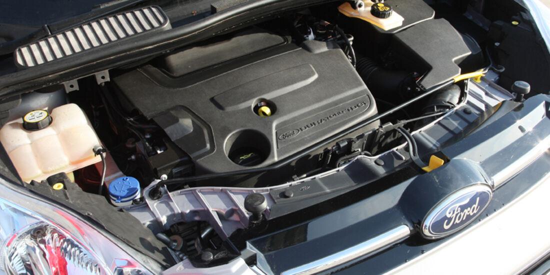 Ford Grand C-Max Motor