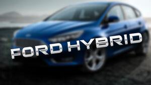 Ford Hybrid Modelle Focus 2019