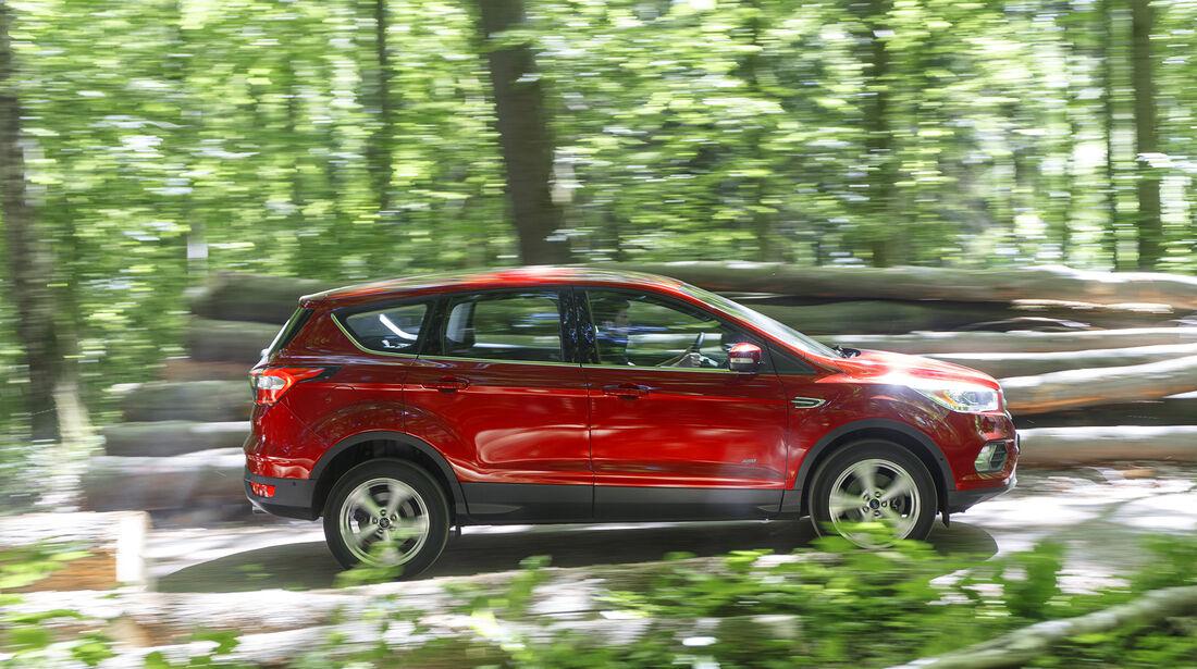 Ford Kuga 2.0 TDCi 4x4 DKG, Exterieur