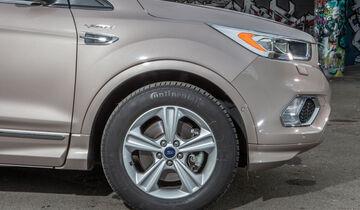 Ford Kuga 2.0 TDCi 4x4, Rad, Felge