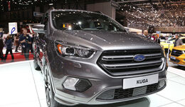 Ford Kuga Facelift Sperrfrist 20.2.2016