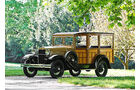 Ford Model A Station Wagon Frontansicht