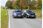 Ford Mondeo 1.6 Ecoboost, Peugeot 508 155 THP