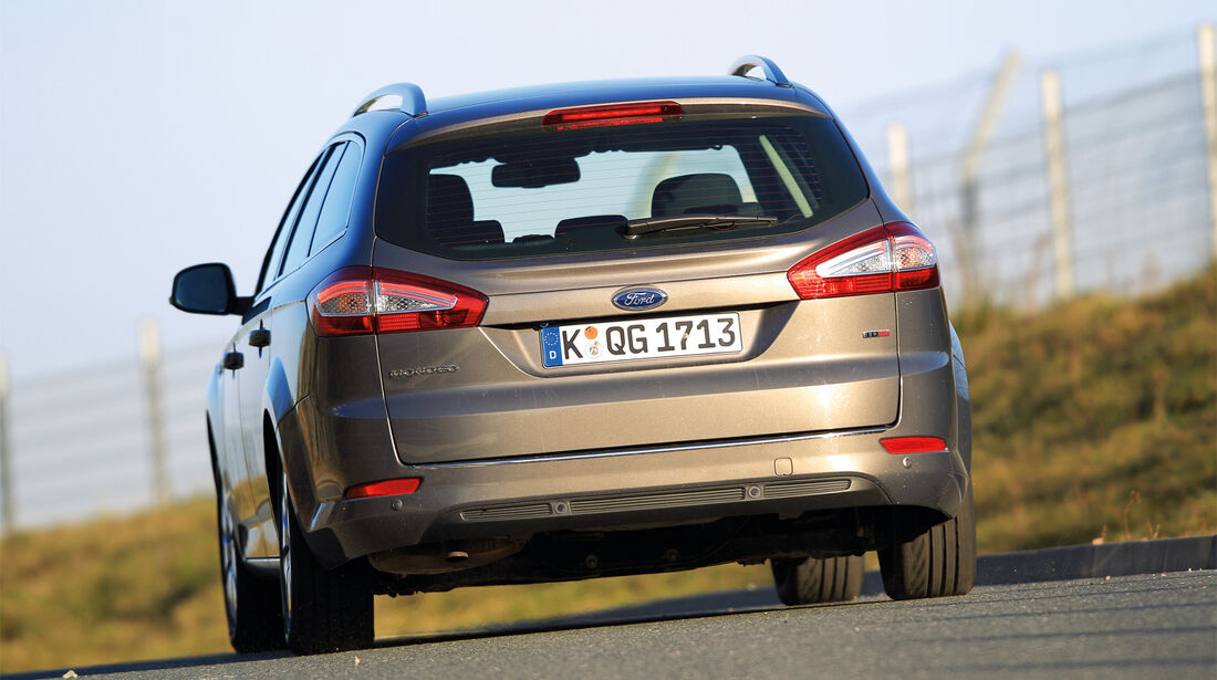 Ford Mondeo Turnier 1.6 Ecoboost