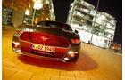 Ford Mustang 2.3 Ecoboost Fastback, Heckansicht