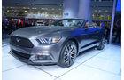 Ford Mustang 2014, Sperrfrist 5.12.2013  6.00 Uhr