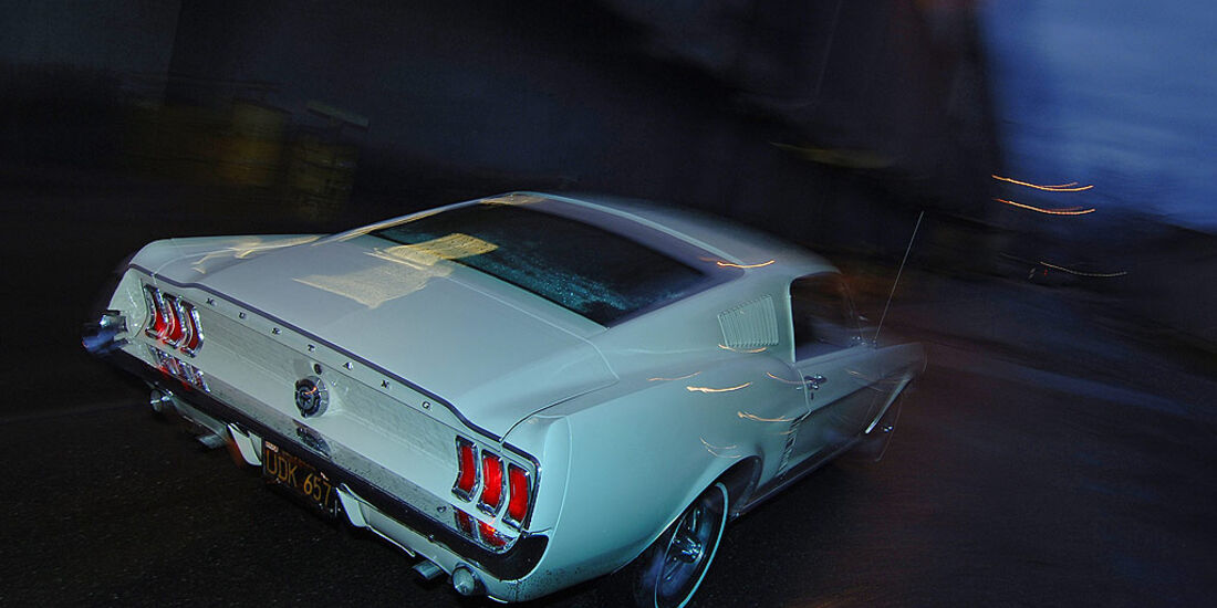 Ford Mustang 390 GTA Fastback