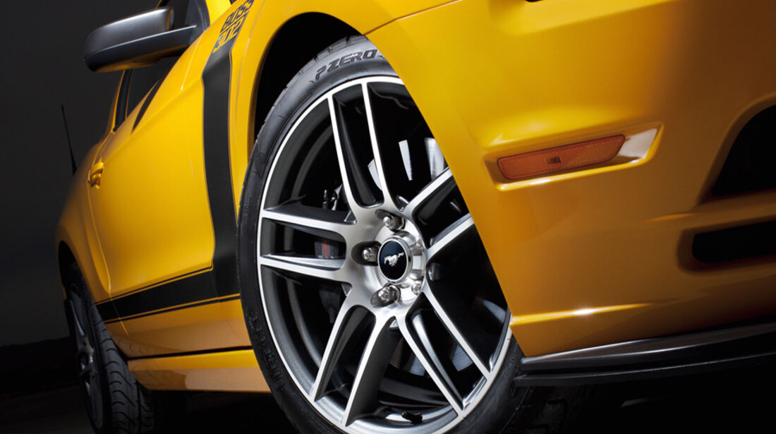 Ford Mustang Boss 302 Facelift 2013