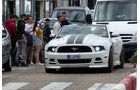 Ford Mustang Cabrio - Carspotting - 24h Le Mans 2018