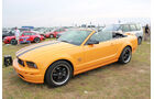 Ford Mustang Cabrio - Fan-Autos - 24h-Rennen Le Mans 2015