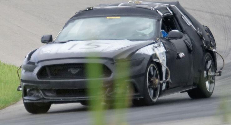 Ford Mustang Erlkönig