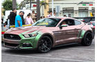 Ford Mustang - Folientrends / Spezial-Lackierung - 2017