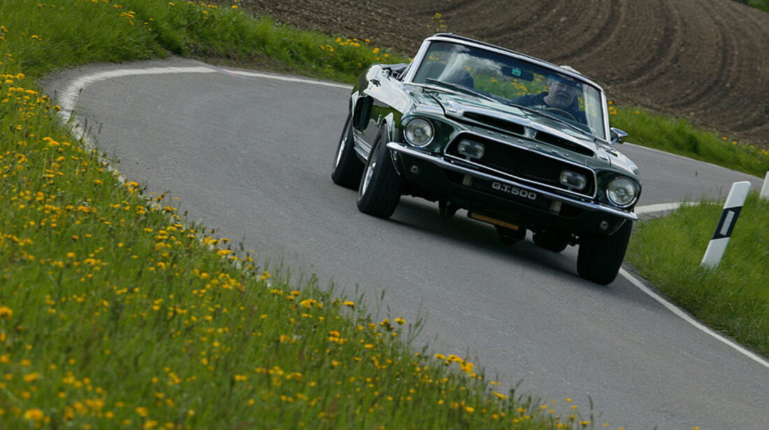 Ford Mustang G.T.500 Shelby Convertible