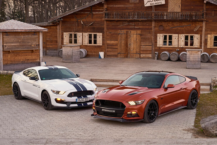 geiger cars tunt ford mustang gepimpter v8 bringt 820 ps. Black Bedroom Furniture Sets. Home Design Ideas