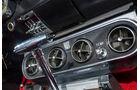 Ford Mustang I, Luftausströmer