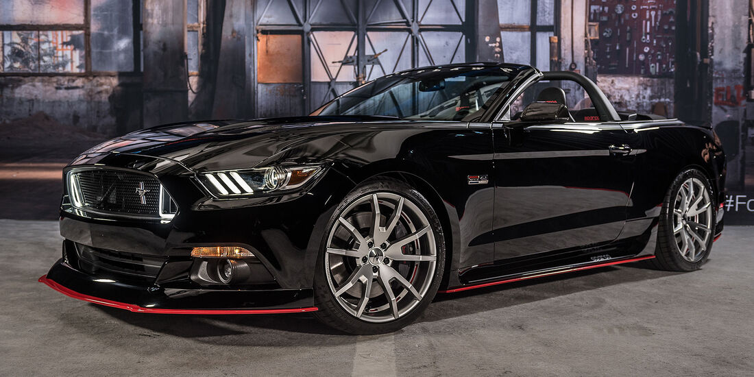 Ford Mustang Sparco Sema 2016