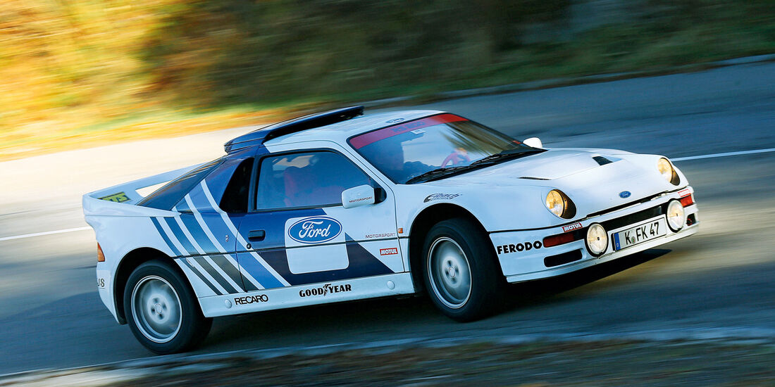Ford RS 200