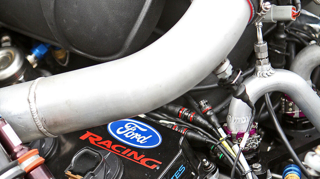 Ford Racing, Daytona, EcoBoost V6, Motor