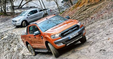ford ranger 2016 im test vielzweckwerkzeug mit potential. Black Bedroom Furniture Sets. Home Design Ideas