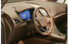 Ford S-MAX, Cockpit, Lenkrad