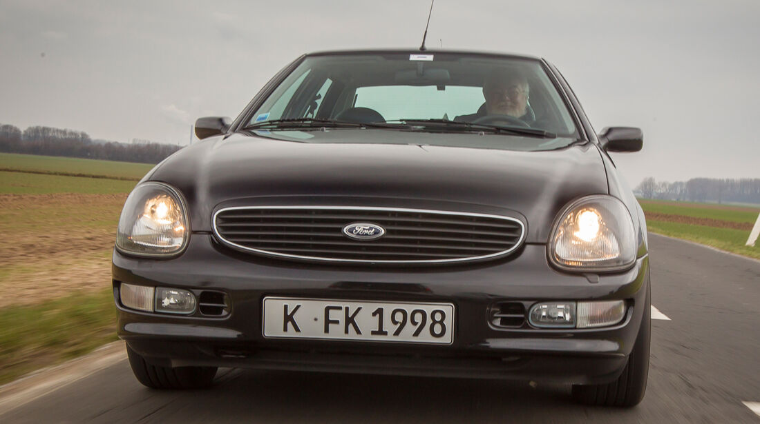 Ford Scorpio II, Frontansicht