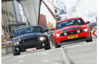 Ford Shelby GT500, Ford Mustang RTR, Front
