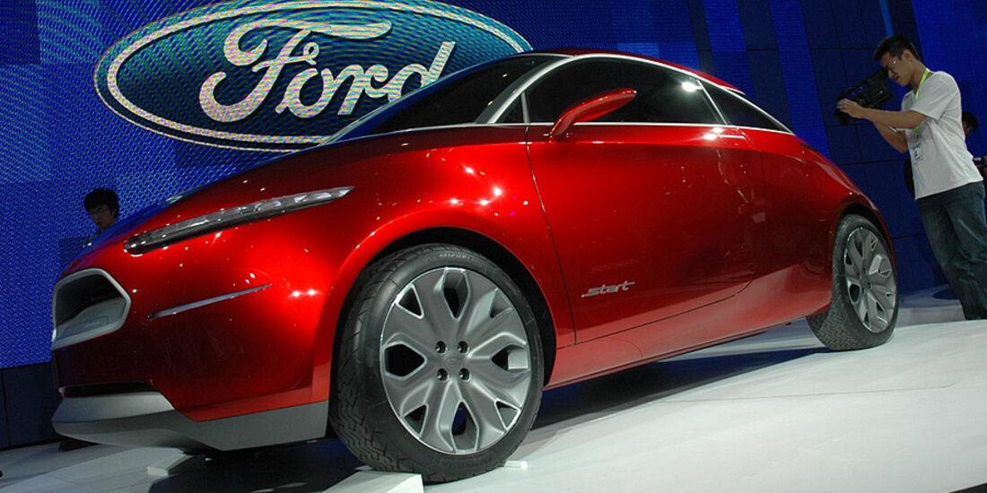 Ford Start Concept, Peking Motor Show