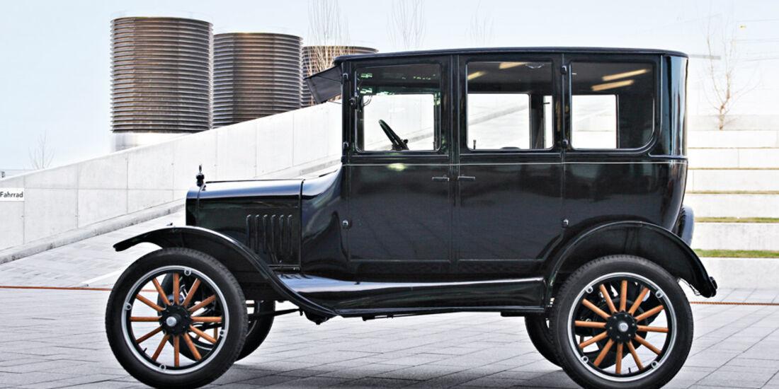 Ford T-Modell, Baujahr 1927