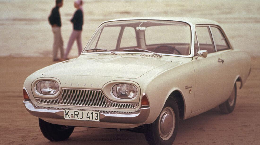 Ford Taunus 17 M P2 1960 - 1964